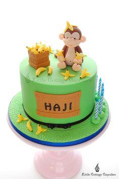 Happy Birthday Haji! by Little Cottage Cupcakes, via Flickr
