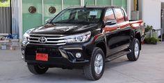 Toyota Hilux Revo   Toyota Hilux Revo New Model 2016 2017 Blog