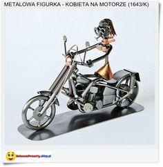 Dziewczyna i Harley Handmade Poland