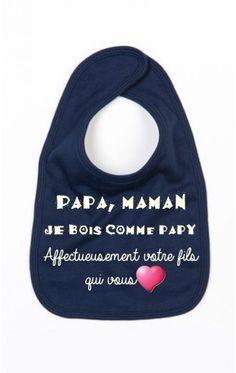 Funny Minions Bavoir Bébé Alimentation En Coton Blanc Bib cadeau idéal