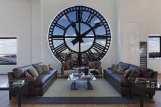 Clock Tower Penthouse in Brooklyn / New York