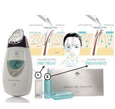 Galvanic Body Spa, Galvanic Facial, Ageloc Galvanic Spa, Face Treatment, Skin Treatments, Beauty Skin, Health And Beauty, Perfect Skin, Anti Aging Skin Care