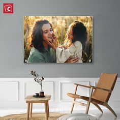It sure is! We can print your photos on metal and let us just say - it is a GREAT medium for creating rustic looking artwork! Printing Services, Online Printing, Print Your Photos, Custom Metal, Art Forms, Canvas Prints, Rustic, Medium, Artwork