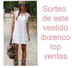 Sorteo de este #Vestido #Ibizenco top ventas ^_^ http://www.pintalabios.info/es/sorteos_de_moda/view/es/3657 #ESP #Sorteo #Moda