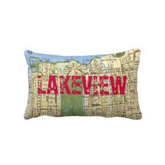 LAKEVIEW: New Orleans Map