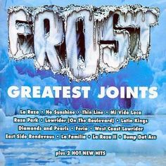 Frost - Greatest Joints, Yellow