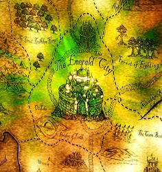 """// """"One shortttt day in the Emerald City... One Short Day to have a life time of love.""""- Wicked"""