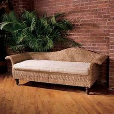 Royal Palm Daybed in Choice of Fabric