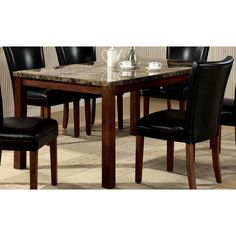 Coaster Furniture Telegraph Dining Table - 120310