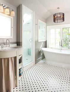 St. Louis Residence Bathroom traditional bathroom
