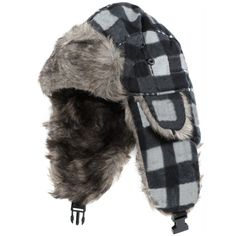 It is lined with faux fur and polyester so that your head will always stay dry from and rain, water, or snow. Ear flap underlining is faux fur. Trooper Hat, Faux Fur, Winter Hats, Rain, Snow, Unisex, Water, Rain Fall, Gripe Water