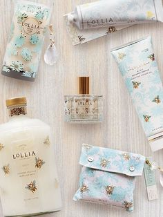 Wish Gift Set - The Complete Story | Lollia
