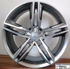 4x Alufelgen MAM A1 18ZOLL 8Jx18 ET42 LK 5/112 Audi/VW/Seat/Skoda Felgen *NEU*