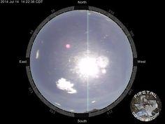 Todos Sky Cam.com - Firetail Observatory, Central Texas