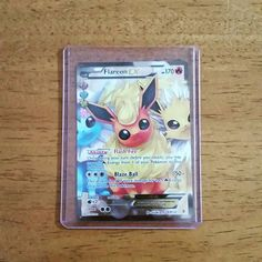 This full art Flareon beauty is up for sale! $6 DM me #pokemon #pokemoncards #pokemoncard #pokemoncommunity #pokemontcg #pokemontc #flareon #flareonex #holographic #holo #selling #seller #sell #trusted #trustedseller #pikachu #nintendo