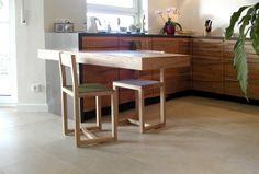 Wohnküche - Sitzgelegenheit