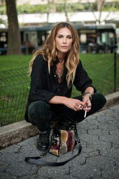 Erin Wasson = style icon