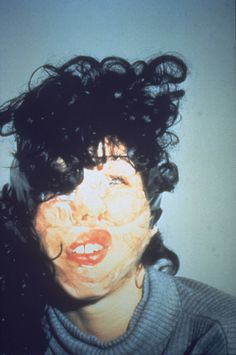 Gillian Wearing OBE Confess All On Video. Don't Worry You Will Be in Disguise. Intrigued? Call Gillian Version II 1994