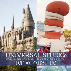 Universal Studio's Islands of Adventure top 10 Must do, along with tips from Disney World Parks. KristenDuke.com