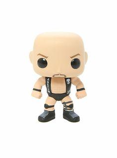 WWE Pop! Stone Cold Steve Austin Vinyl Figure | Hot Topic
