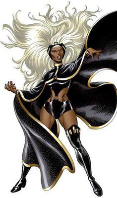 Storm - Marvel Comics - X-Men - Ororo Munroe