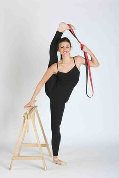 Kelsi Monroe. The splits | Ellas | Pinterest | Bag