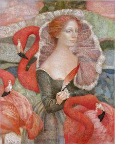 Alexander Sigov, 1955 ~ Surrealist painter   Tutt'Art@   Pittura * Scultura * Poesia * Musica  