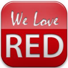 We love red!