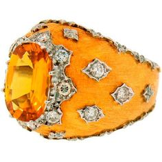 Buccellati ring Buccellati Diamond engagement rings