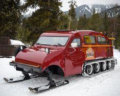 Yellowstone Snow Machines - Digital Grin Photography Forum