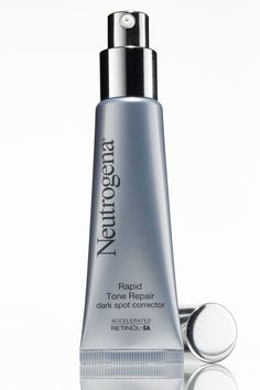 Retinol SA—a sun-safe retinoid—works to speed cell turnover and eliminate dark patches. Neutrogena Rapid Tone Repair Dark Spot Corrector, $19.99, neutrogena.com.    - HarpersBAZAAR.com
