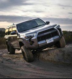 4 Runner Toyota, Toyota 4runner, Offroad, Respect, Monster Trucks, Cars, Vehicles, Off Road, Rolling Stock