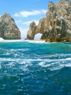 """Cabo San Lucas. where the Sea of Cortez meets the Pacific. In my book, MAIDEN VOYAGE, I describe stopping with our yacht, Pacific Bliss, there to add a storm sail before heading for San Diego in what's called """"The Baja Bash."""""""