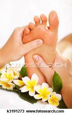 gotta love a great foot massage!