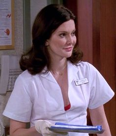Nurse Sheila! (Will and Grace)