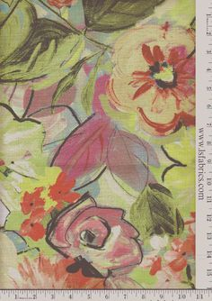 online fabric, lewis and sheron, lsfabrics Barrel Chair, Floral Fabric, Crate And Barrel, Fabric Design, Textiles, Fabric Online, French Country, Repeat, Upholstery
