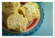 Low Carb Cornbread Recipe, Jiffy Cornbread Recipes, Cornbread Muffins, Corn Muffins, Rock Crock Recipes, Thm Recipes, Muffin Recipes, Diabetic Recipes, No Yeast Bread