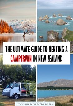 Planning to go campervanning in New Zealand? Read these essential campervan tips for New Zealand to prepare for your trip! #NewZealand #NZ #VanLife New Zealand Destinations, New Zealand Itinerary, New Zealand Travel Guide, Road Trip Destinations, Amazing Destinations, Visit Australia, Australia Travel, New Zealand Campervan, New Zealand Holidays