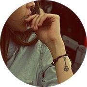 Small Key Tattoo Design: Outer Wrist Upper Forearm