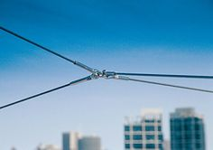 Catenary Lighting System Utilise Luminaire Suspension on Fed Square