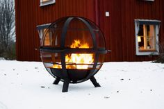 Landmann Eldstad Ball of fire