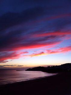 @EttingerLondon #mycoloursofsummer Beautiful summer days equal beautiful summer sunsets!