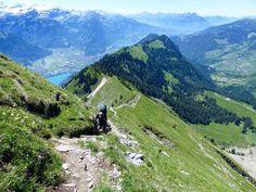 Augstmatthorn Hiking Switzerland
