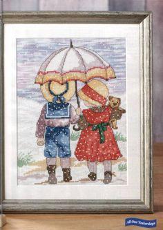 All Our Yesterdays_Snow Sweet 2-4 Gallery.ru / Фото #8 - Cross Stitch Crazy 198 - WhiteAngel