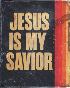 """ Jesus is my Savior"" Bible Verses Quotes, Jesus Quotes, Forgiveness Quotes, Hope Quotes, Faith Quotes, Quotes Quotes, Jesus Art, God Jesus, Jesus Bible"