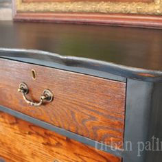 Chest of Drawer Makeover