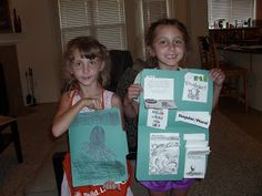 Molding Minds Homeschool - life. love. learning.: Octopus Lapbook Resources