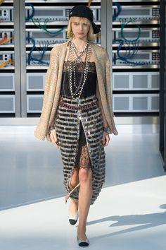 Chanel | Paris Fashion Week | Spring 2017 Model: Kylie Vonnahme