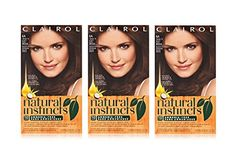 Clairol Natural Instincts  14 Tweed Light Cool Brown 1 Kit  Pack of 3 *** Want to know more, click on the image.