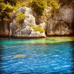 Antalya Shore with Caretta Caretta  Bugün günlerden... : Bugün günlerden , biz tatilden döndük IV - Kekova